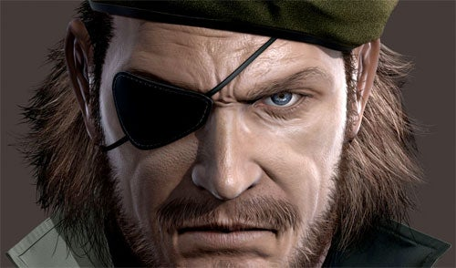 Konami Considering Metal Gear Solid: Peace Walker For The PS3?