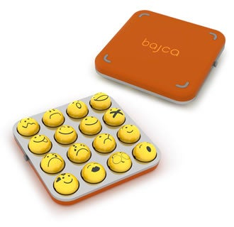 Bajca Emoticon Keyboard Doesn't Come With a Hammer, Sadly