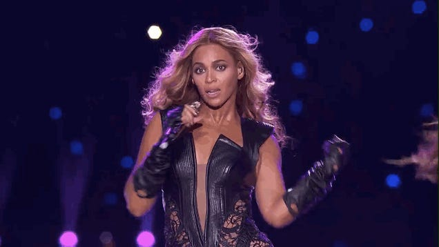 Beyoncé Kills It at the Super Bowl, Sends Haters to the Left
