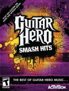 These Songs Will Be On Guitar Hero: Smash Hits