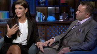 Teresa and Joe Giudice Think Going to Jail Is 'A Learning Lesson'