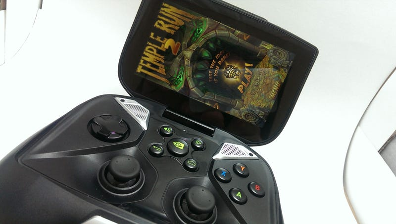 Nvidia Shield Tablet: The Kotaku Review