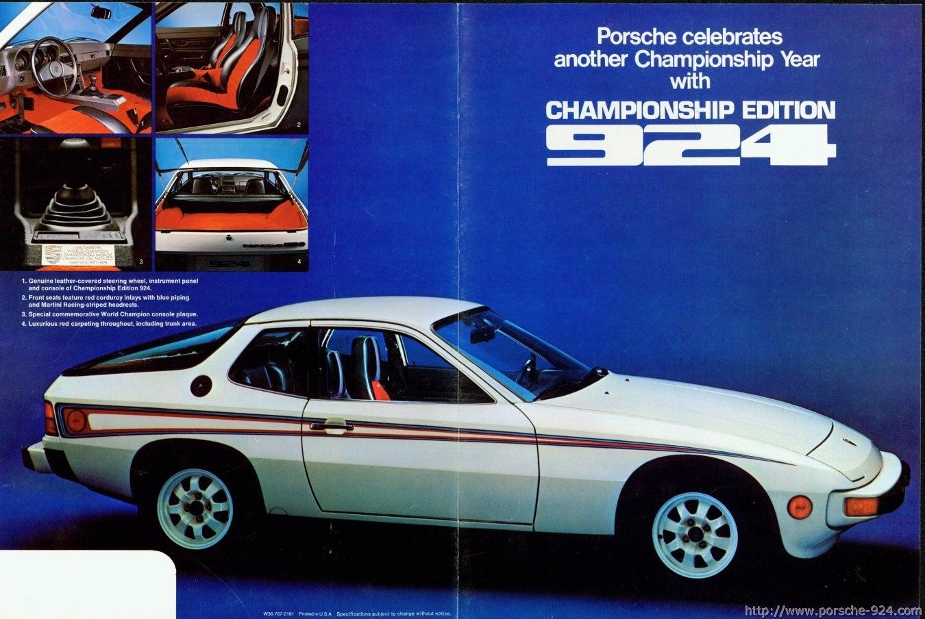 1977 Porsche 924 Martini Edition, $1200 in CT  $2018 Classifieds forum  