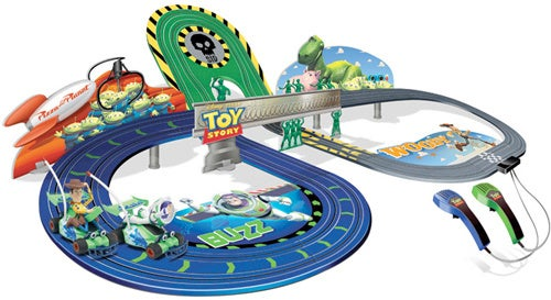 Toy Story Scalextric Makes Me Wish I Were a Kid Again