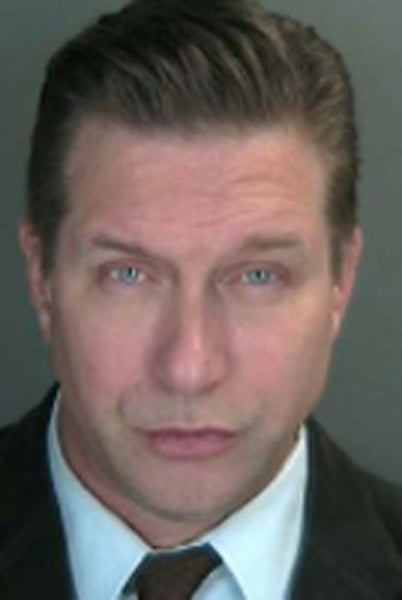 Here is Stephen Baldwin's Ridiculously Good-Looking Mugshot