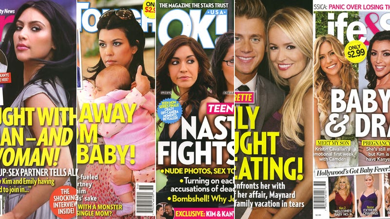This Week In Tabloids: That Time Kim Kardashian Had Sex With Two Porn Stars