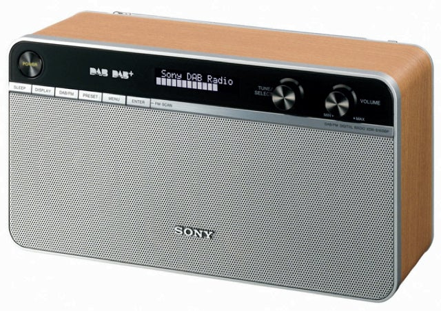 Sony's Bare Bones XDR-S16DBP Radio a Nod to Simpler Times