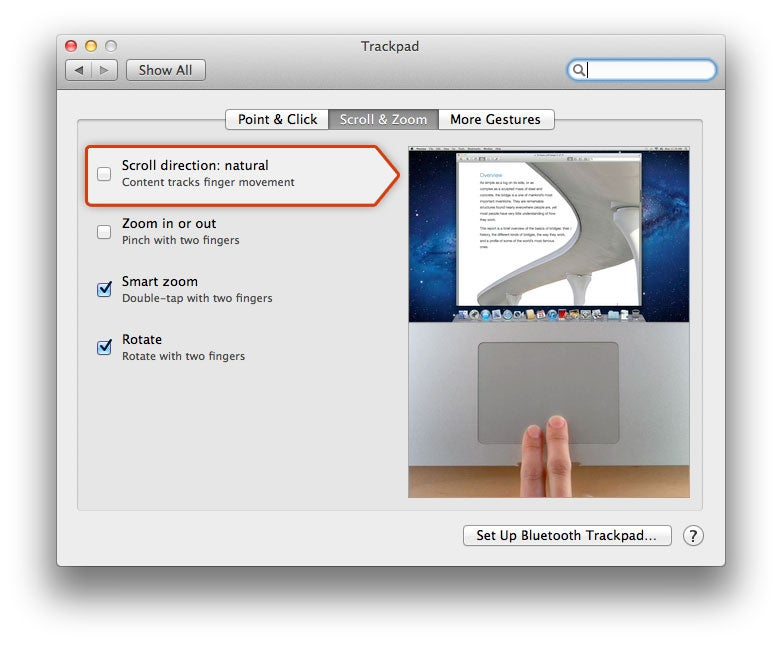 How to De-iOS-ify Mac OS X Lion