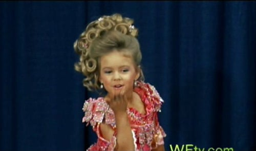 Child Beauty Pageants Are All About The Mothers