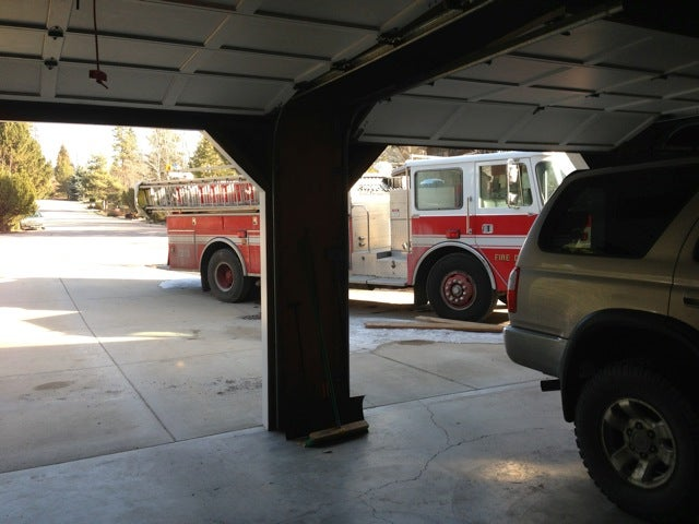 So...I Bought A Firetruck