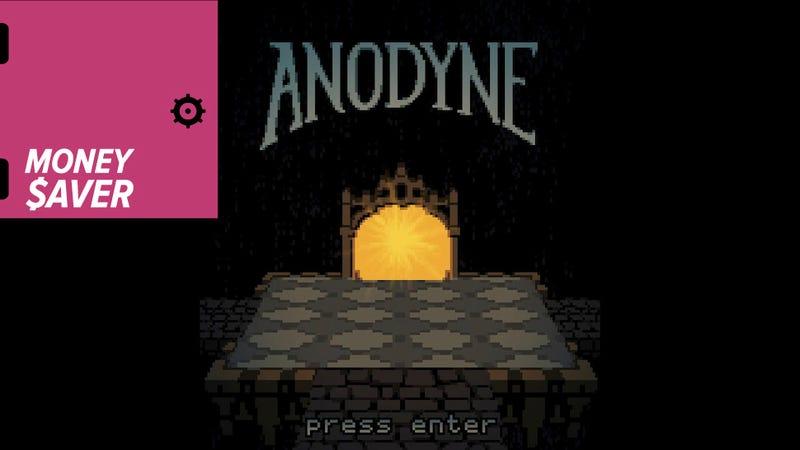 Moneysaver: Anodyne, Tomb Raider, Star Trek Films, Last of Us, Storage