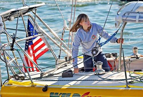 16-Year-Old World-Circling Solo Sailor Lost at Sea