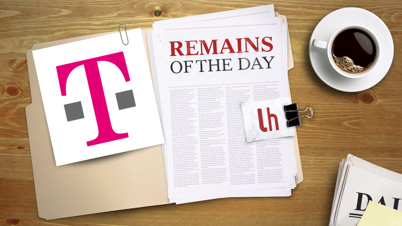 Remains of the Day: You Can Now Pre-Order the iPhone on T-Mobile