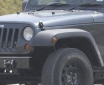 Scrambling Again? Possible Jeep Wrangler Pickup Mule Spotted