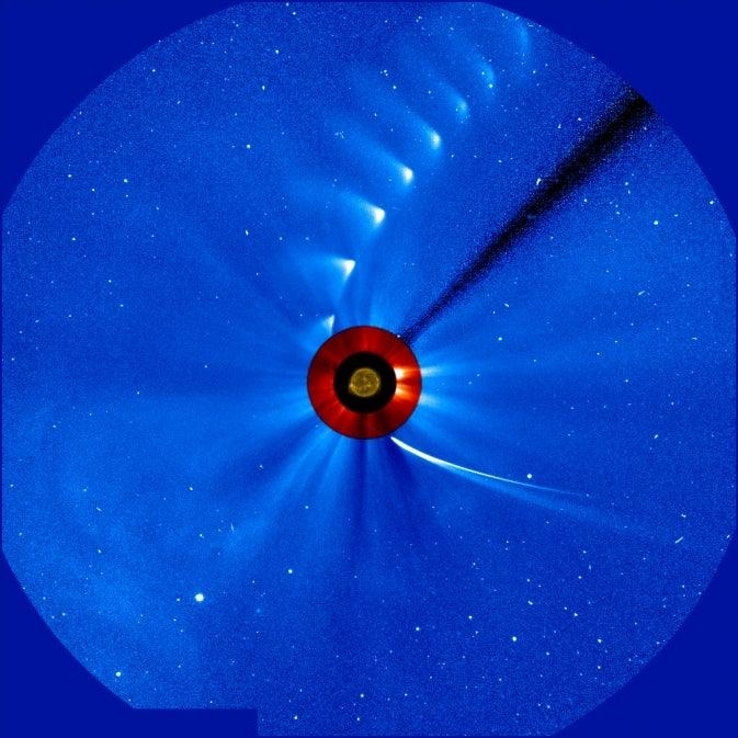 ISON may be dead after all