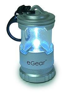 eGear LED Lantern Keychain