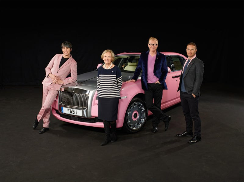 This Pink Rolls-Royce Ghost Is A Good Thing