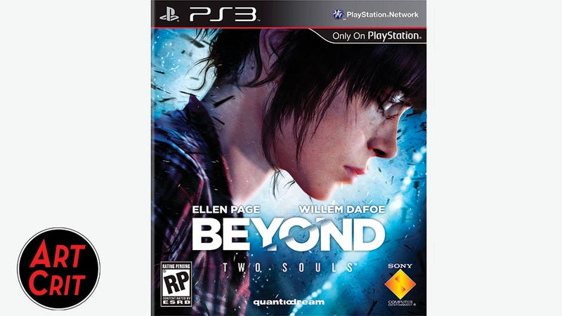 Show Us What You Love And Hate About the Beyond: Two Souls Box Art