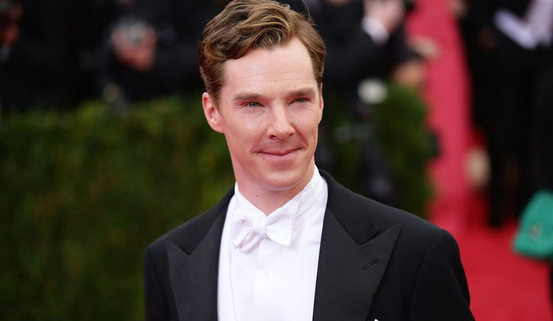 Benedict Cumberbatch Allegedly Has a Girlfriend Now (Not You)