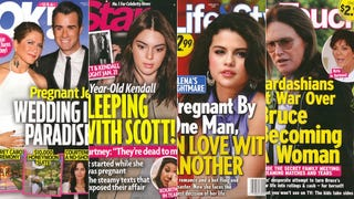 This Week In Tabloids: Kendall Jenner and Lord Disick Are Doing Sex