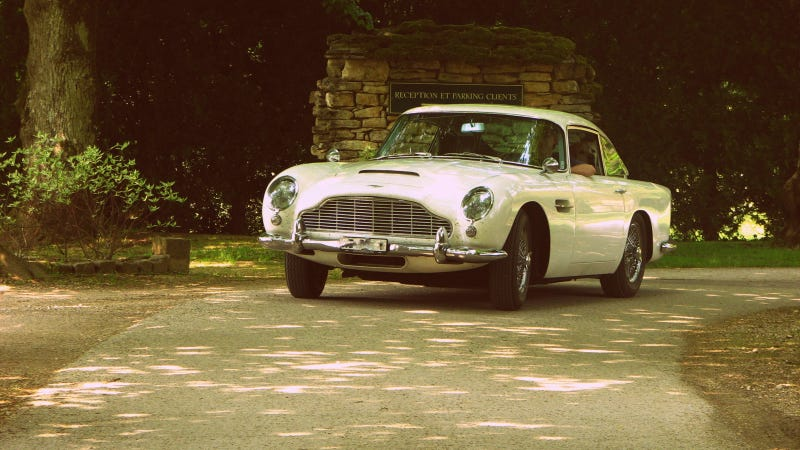 Would You Take A DB5 Over A One-77?