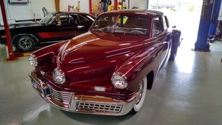 Video Of A Pristine Tucker '48