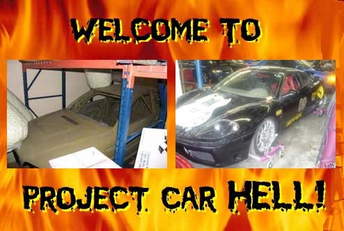 PCH, Mysterious Factory Racer Edition: Ferrari 360 Challenge or BMW E46 M3?
