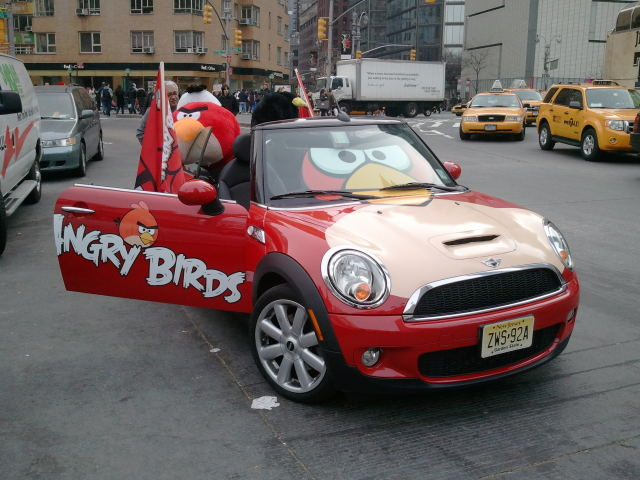 These Are The Celebrations For Angry Birds Day