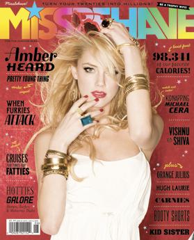Missbehave: a Crazyzine for (Grown-up) Grrls!