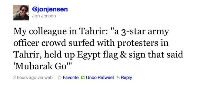 The Latest Developments From Egypt