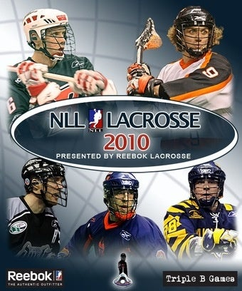 Licensed Pro Lacrosse Video Game Arrives for Xbox 360