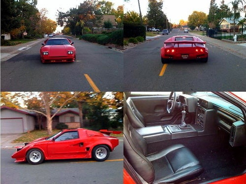 For $15,000, Drive a Fierorghintera
