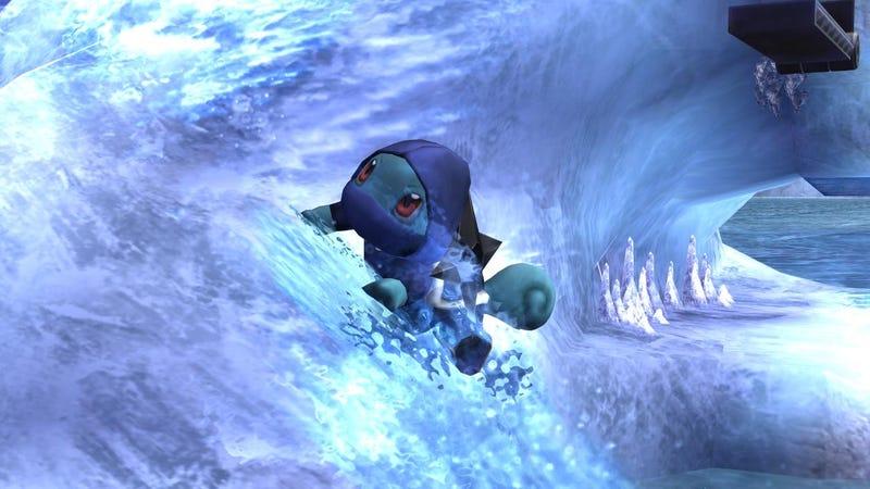 The Water Ninja: Shinobi Squirtle!