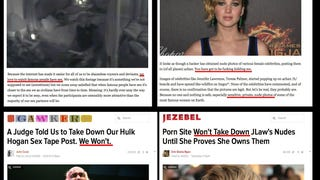"How does the Gawker Network feel about the Celebrity leaks (AKA, ""The Fappening"")?"