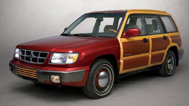 Which Modern Car Would Look Better With Wood Paneling?