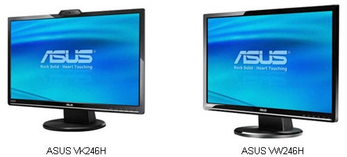 Asus Releases New 16:9 Computer Monitor With Integrated Webcam