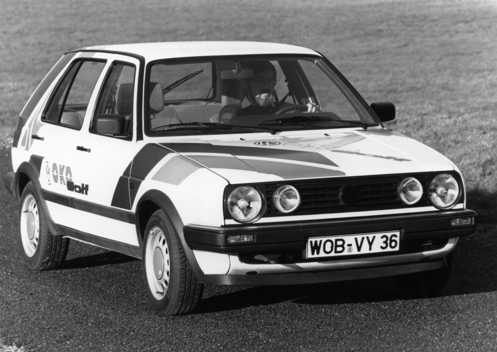 Volkswagen Quietly Built A Ton Of Electric Golfs For Nearly 40 Years