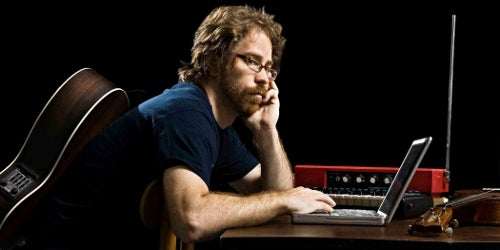 Jonathan Coulton on Making Songs and Geeking Out