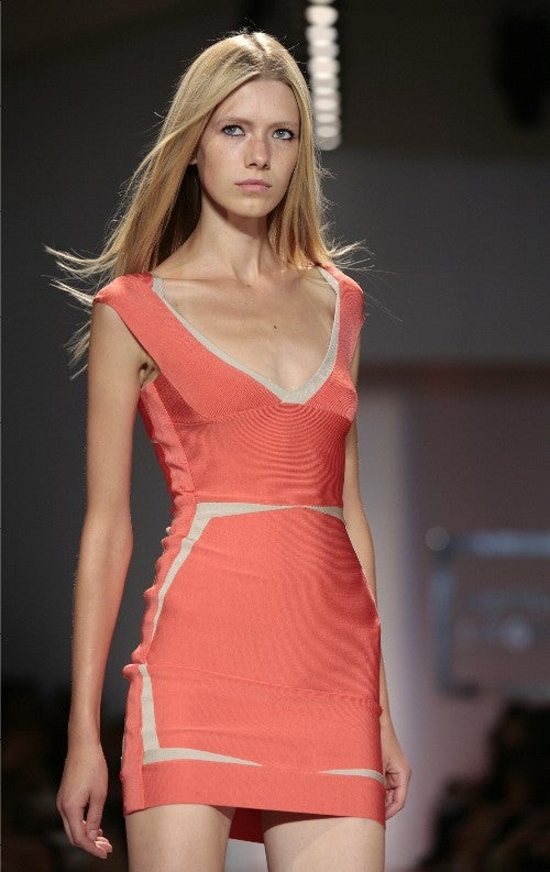 Fashion Show: Herve Leger