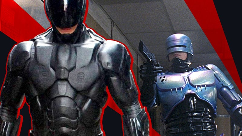 The New RoboCop Is What RoboCop Meant to Kill