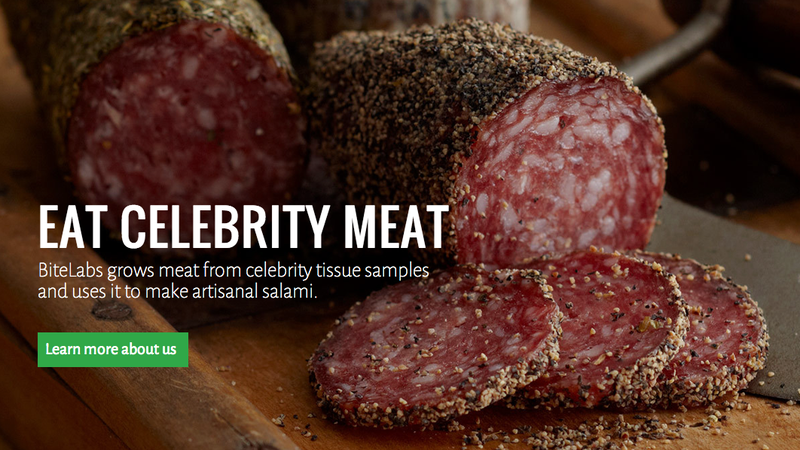 A (Possibly Fake) Startup Is Proposing We Eat The Rich And Famous