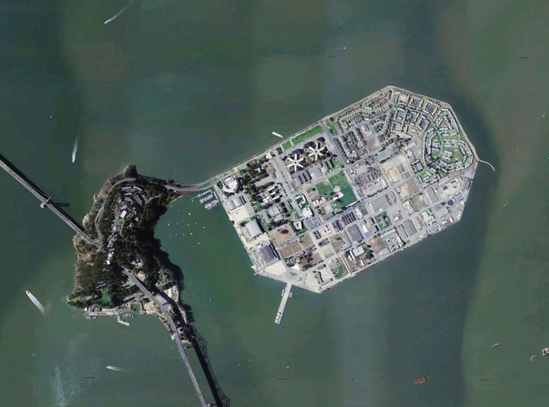 The Mysterious Case of Google's Secret Barge in the San Francisco Bay