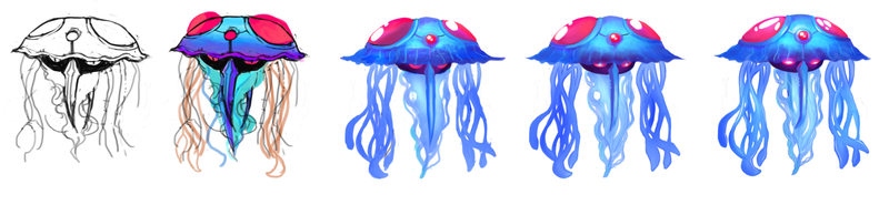 The Terrifying Tentacruel! Pokemon One a Day!