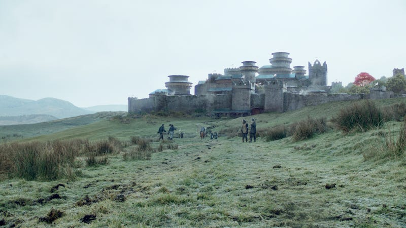 Game of Thrones Week One: It's all about family values