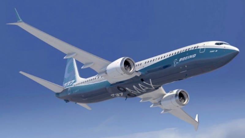 Meet The Boeing 737 MAX