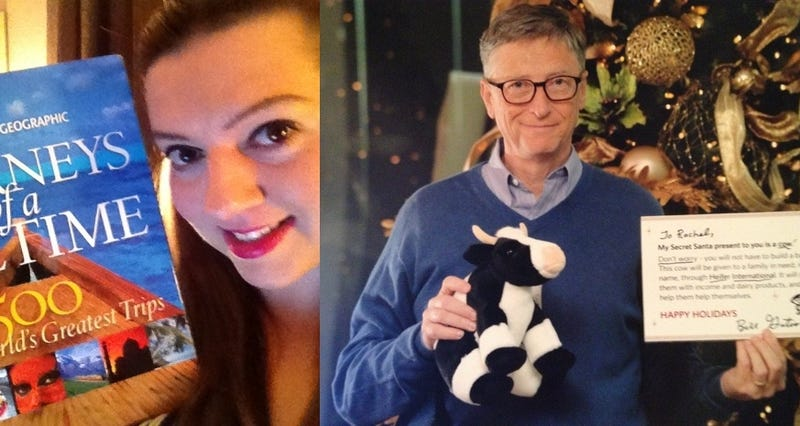 Bill Gates Was This Reddit User's Secret Santa