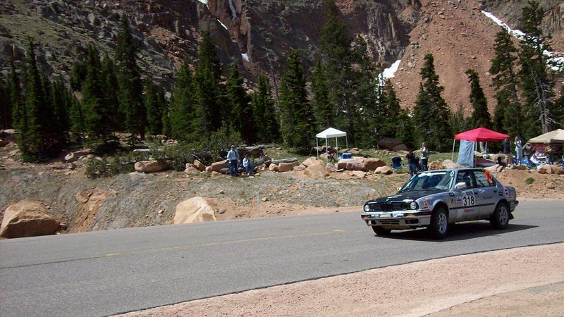 Pikes Peak And Motorsport For The Hell Of It