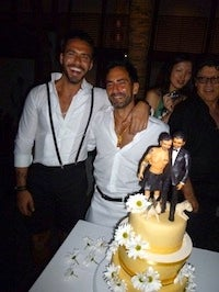 Why Wouldn't Marc Jacobs Have a Shirtless Wedding Cake?