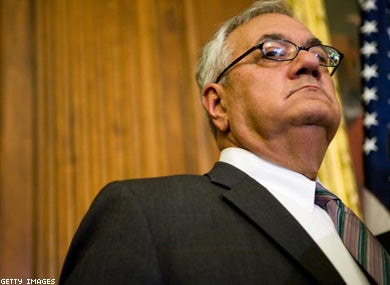 Barney Frank, Unsurprisingly, Doesn't Care for Rick Warren