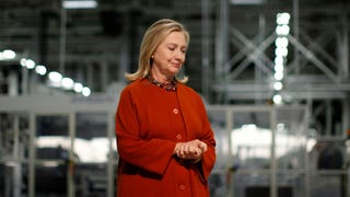 Hillary Clinton Also Ran Her Own Email Server As Secretary of State